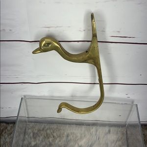 Gatco San Francisco polished Brass duck Wall Hook